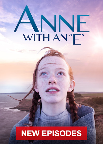 Anne with an E on Netflix Canada