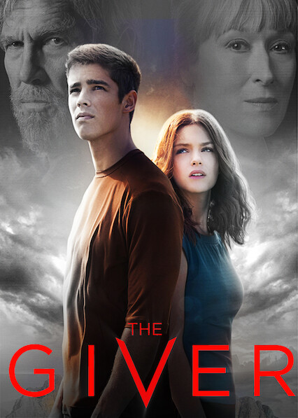 The Giver on Netflix Canada