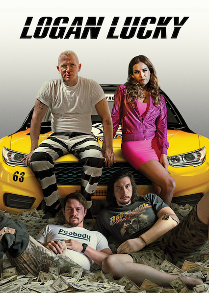 Logan Lucky on Netflix Canada