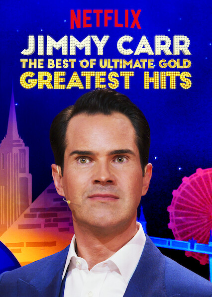 Jimmy Carr: The Best of Ultimate Gold Greatest Hits on Netflix Canada