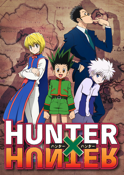 Hunter X Hunter (2011) on Netflix Canada