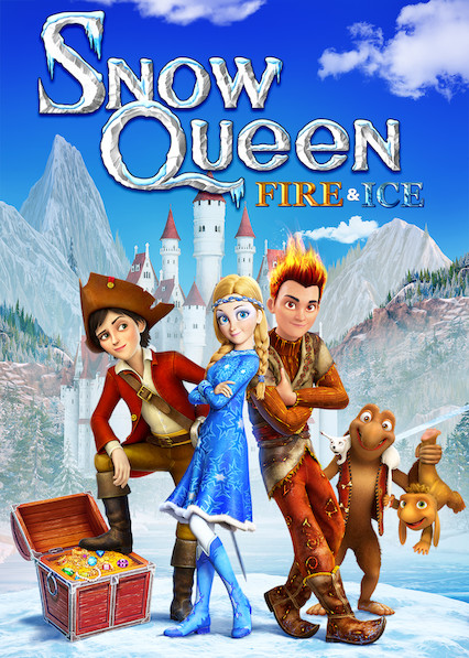 The Snow Queen 3: Fire and Ice on Netflix Canada