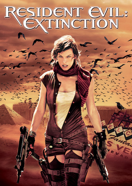 Resident Evil: Extinction on Netflix Canada