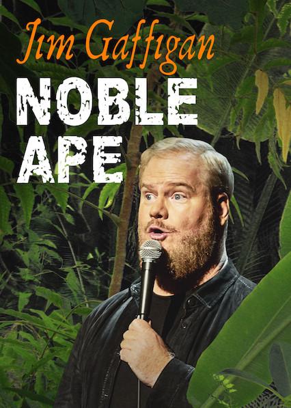 Jim Gaffigan: Noble Ape on Netflix Canada