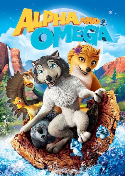 Alpha and Omega on Netflix Canada