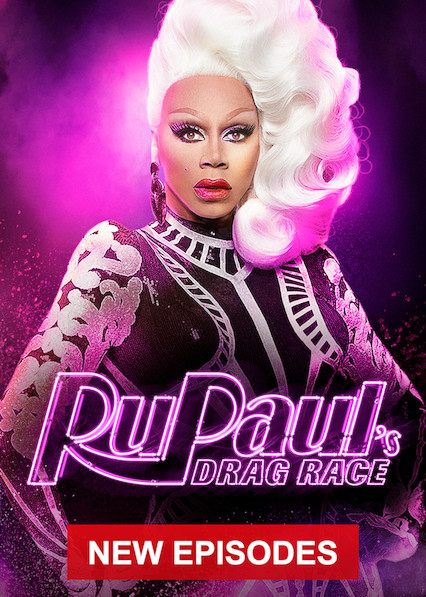 RuPaul's Drag Race on Netflix Canada