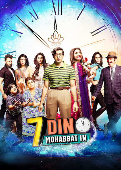 7 Din Mohabbat In on Netflix Canada