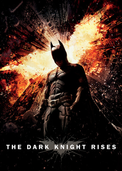 The Dark Knight Rises on Netflix Canada