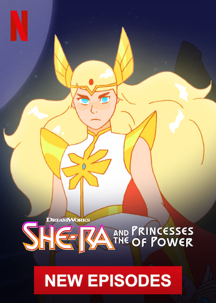 She-Ra and the Princesses of Power on Netflix Canada