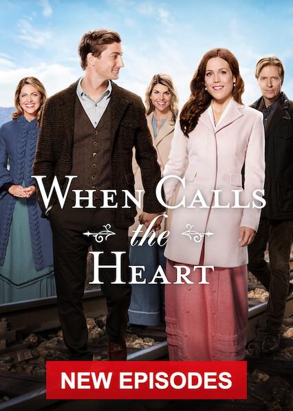When Calls the Heart on Netflix Canada