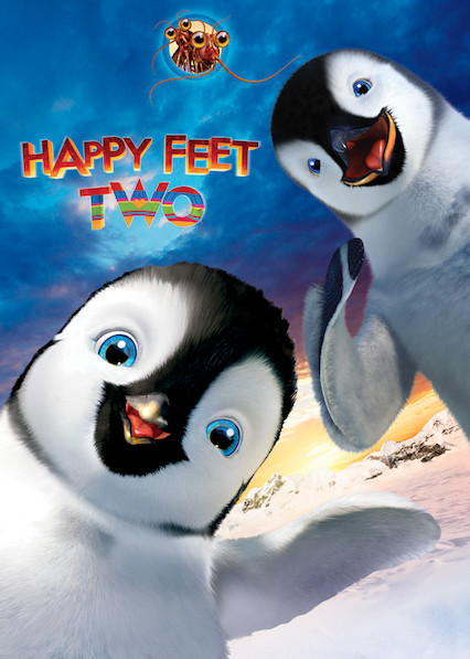 Happy Feet Two on Netflix Canada