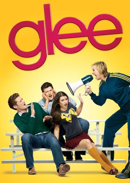 Glee on Netflix Canada