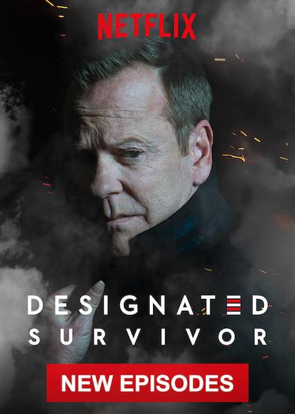 Designated Survivor on Netflix Canada