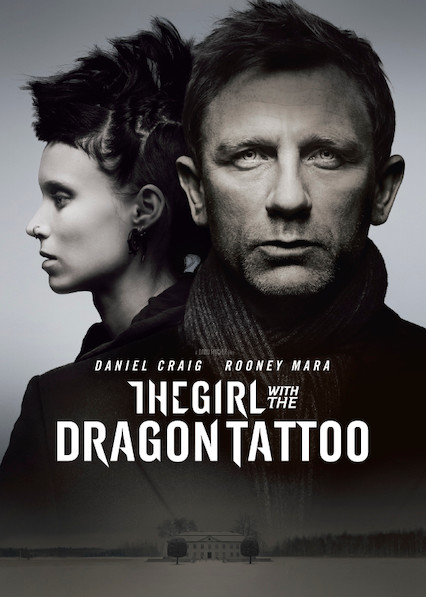 The Girl with the Dragon Tattoo on Netflix Canada