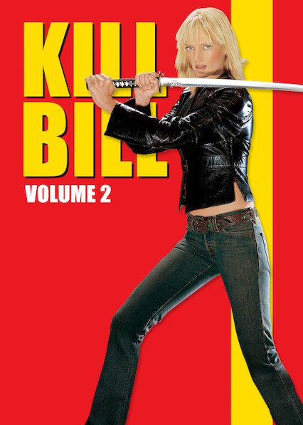 Kill Bill: Vol. 2 on Netflix Canada