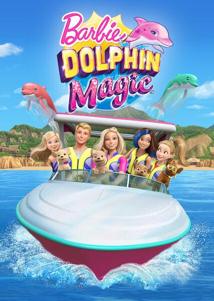 Barbie Dolphin Magic on Netflix Canada