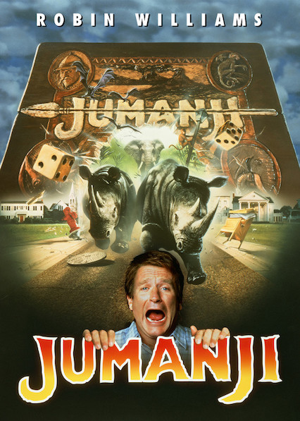 Jumanji on Netflix Canada