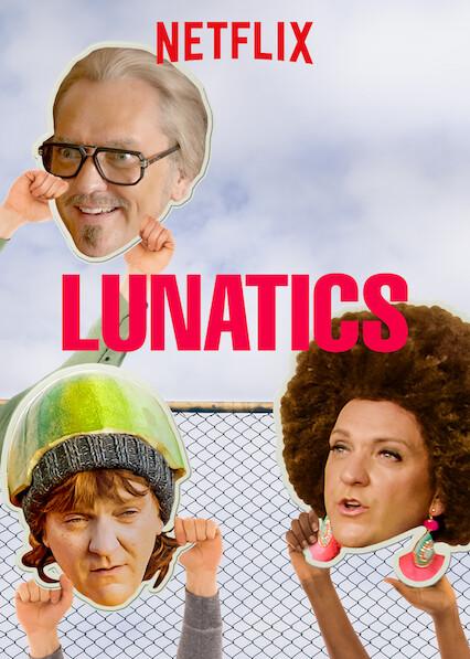 Lunatics on Netflix Canada