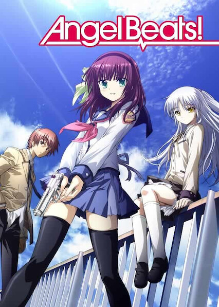 Angel Beats! on Netflix Canada