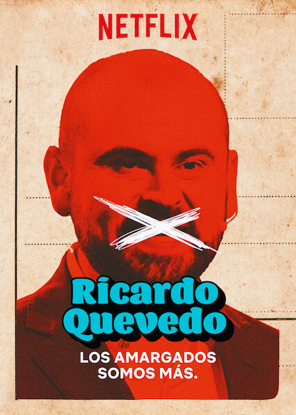 Ricardo Quevedo: Los amargados somos más on Netflix Canada