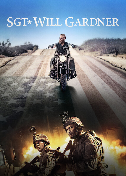 SGT. Will Gardner on Netflix Canada