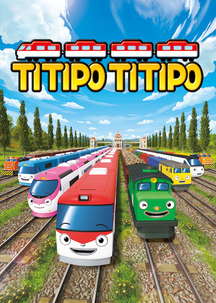 Titipo Titipo on Netflix Canada