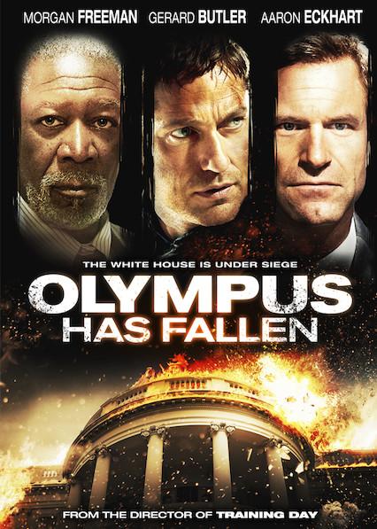 Olympus Has Fallen on Netflix Canada