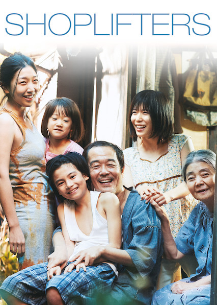 Shoplifters on Netflix Canada