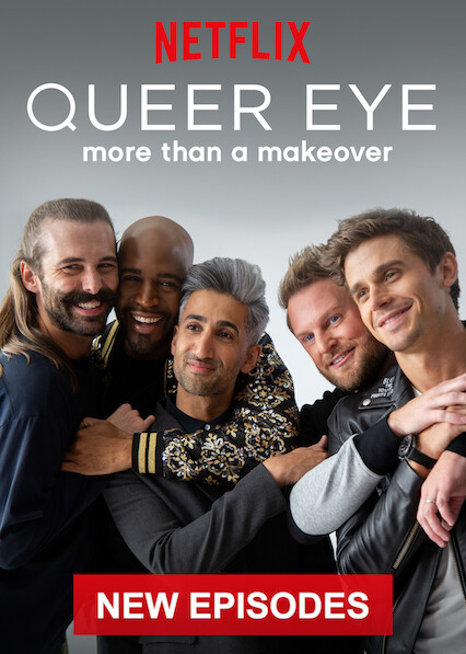 Queer Eye on Netflix Canada
