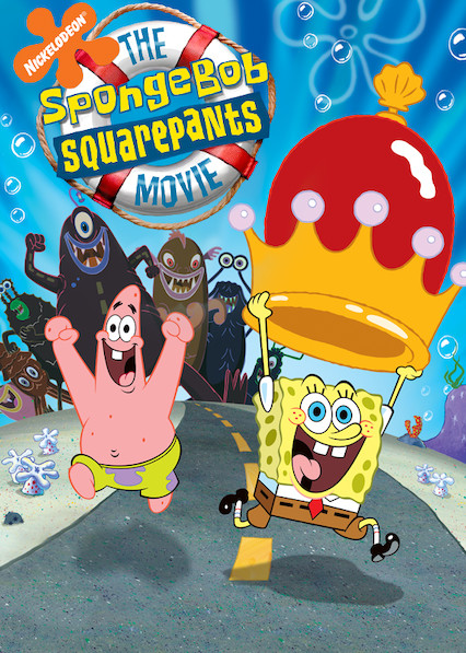 The SpongeBob SquarePants Movie on Netflix Canada